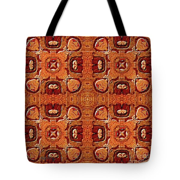 Symmetrica 312 Tote Bag by Nedunseralathan R