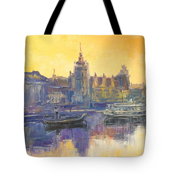 Szczecin - Poland Tote Bag