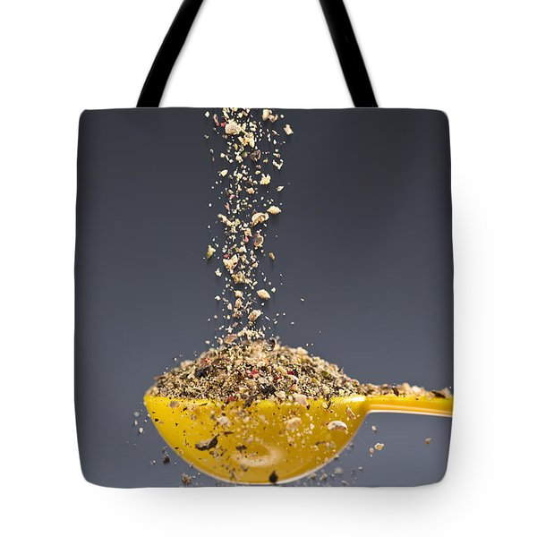 1 Tablespoon Ground Pepper Tote Bag