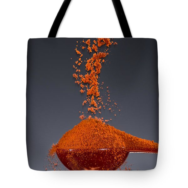 1 Tablespoon Paprika Tote Bag