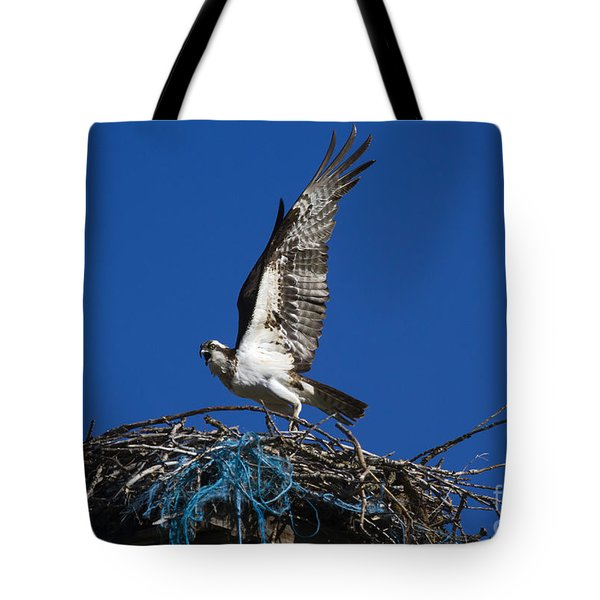 Take-off Tote Bag