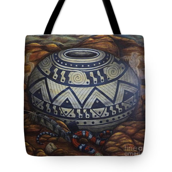 Temptations Tote Bag