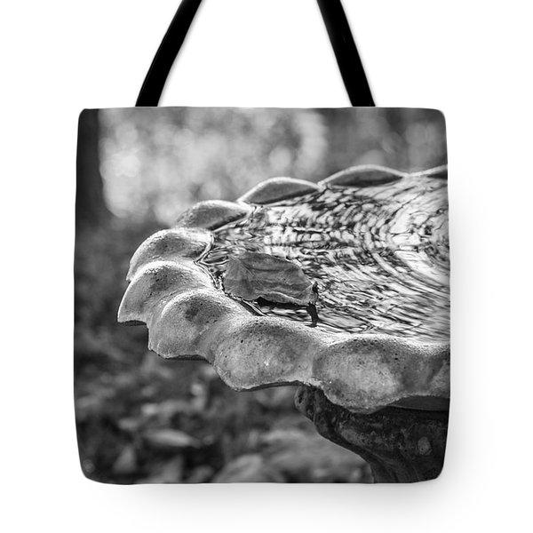 Tennessee Birdbath Tote Bag