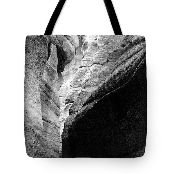 Tent Rocks Tote Bag by Steven Ralser