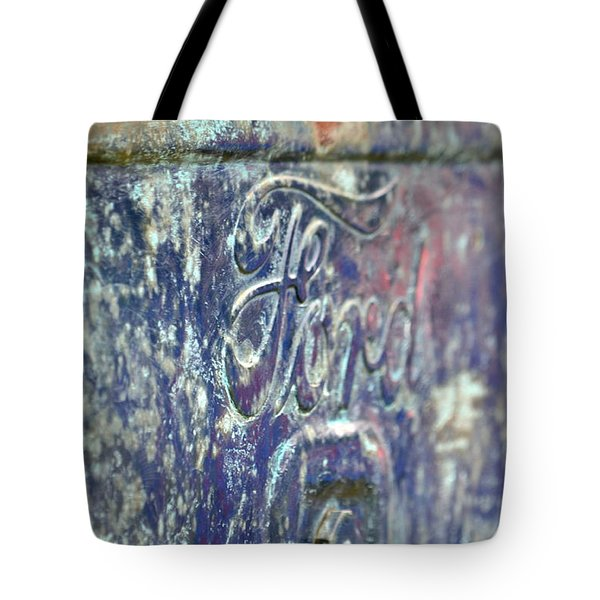 Terra Nova High School Tote Bag by Dean Ferreira