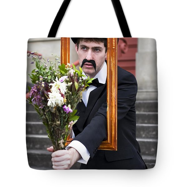 The Beautiful Gift Of Imagination Tote Bag