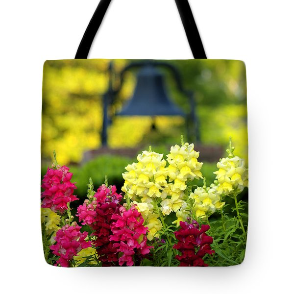 The Bell Tote Bag