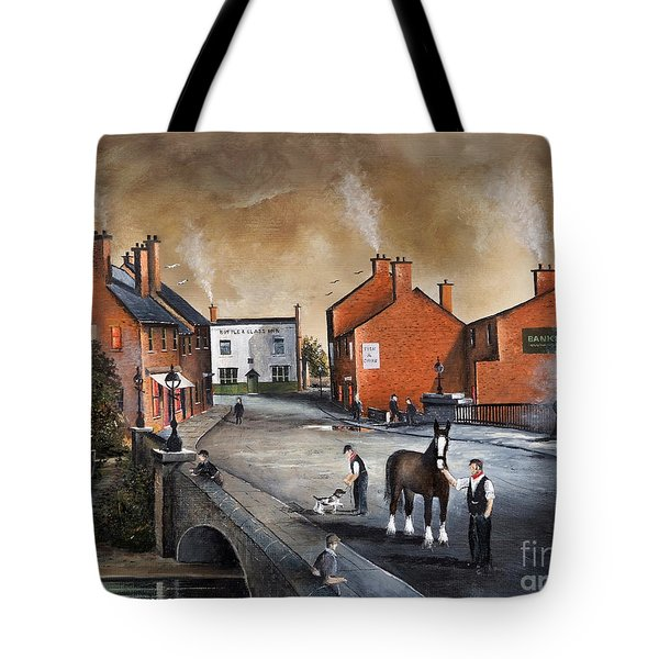 The Blackcountry Village Tote Bag