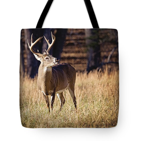The Buck Tote Bag