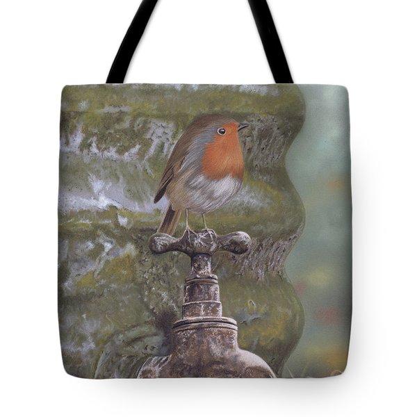 The Constant Gardener Tote Bag