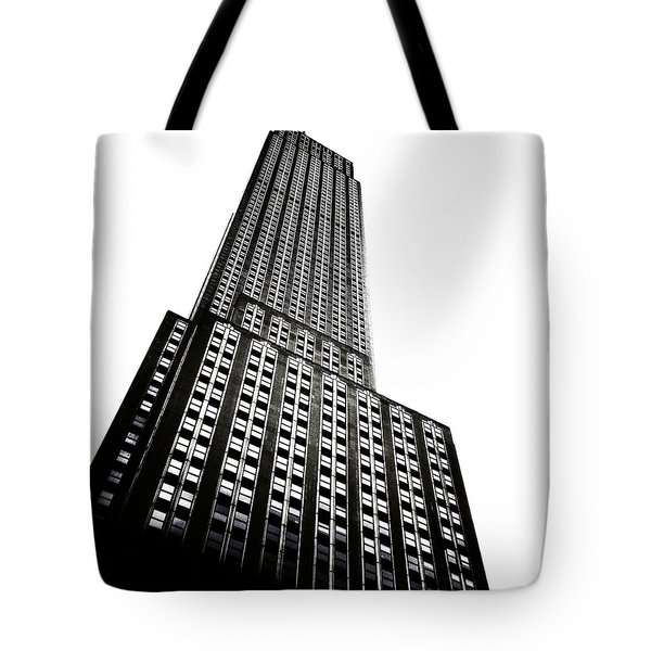 The Empire State Building Tote Bag by Natasha Marco