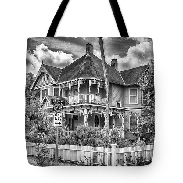 The Gingerbread House Tote Bag