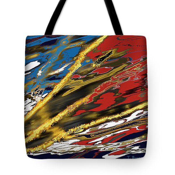 The Guardian Tote Bag by Thomas Bryant