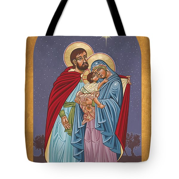 The Holy Family For The Holy Family Hospital Of Bethlehem 272 Tote Bag