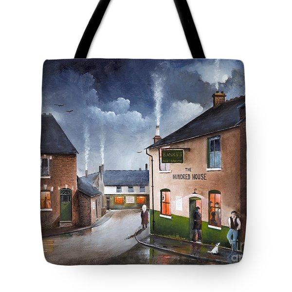 The Hundred House - Lye Tote Bag