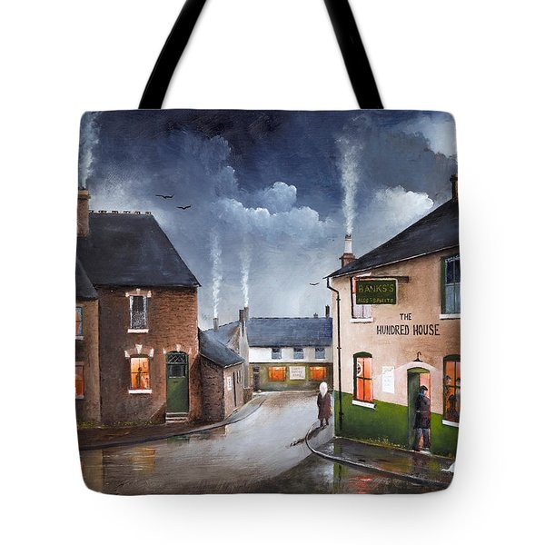 The Hundred House - Lye Tote Bag