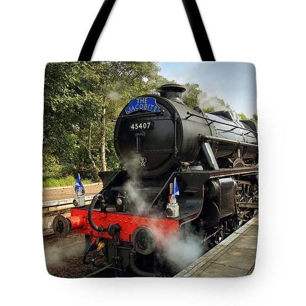 The Jacobite Tote Bag