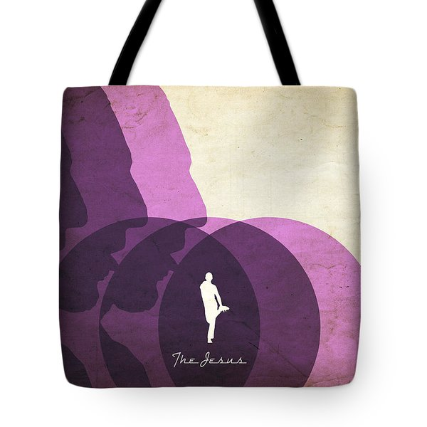 The Jesus Tote Bag by Filippo B