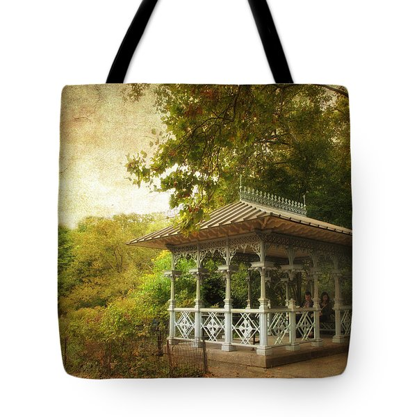 The Ladies Pavilion Tote Bag