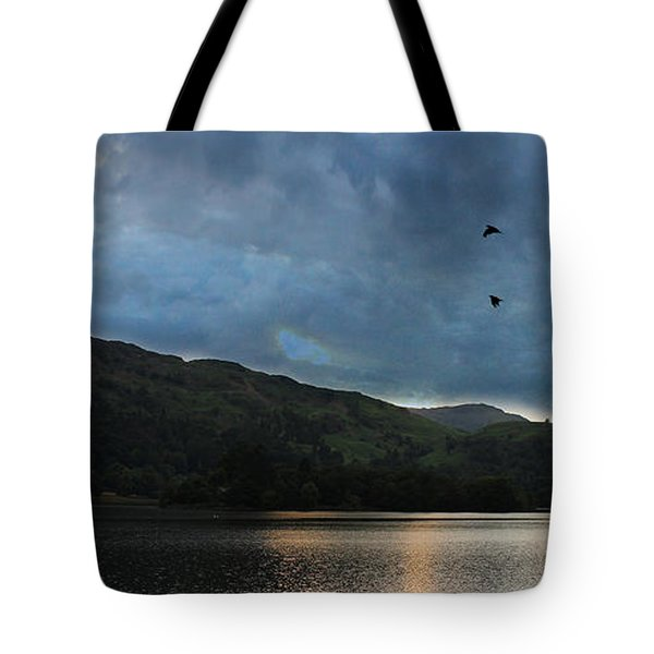 The Lake District Tote Bag