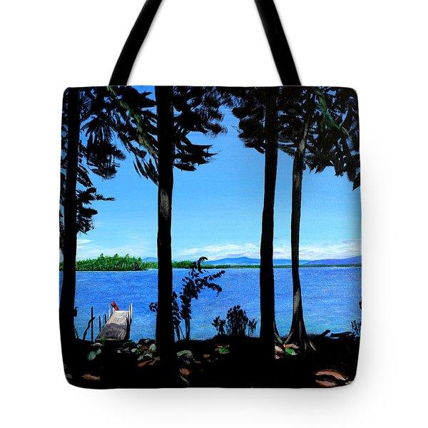 The Lake Tote Bag