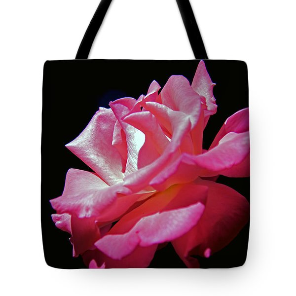 The Last Rose Of Summer Tote Bag by Andy Lawless