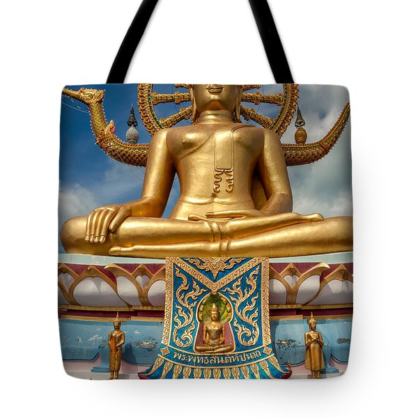 The Lord Buddha Tote Bag by Adrian Evans