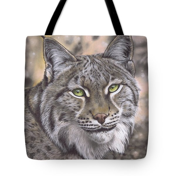 The Lynx Effect Tote Bag