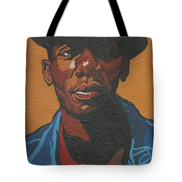 The Most Beautiful Boogie Man Tote Bag
