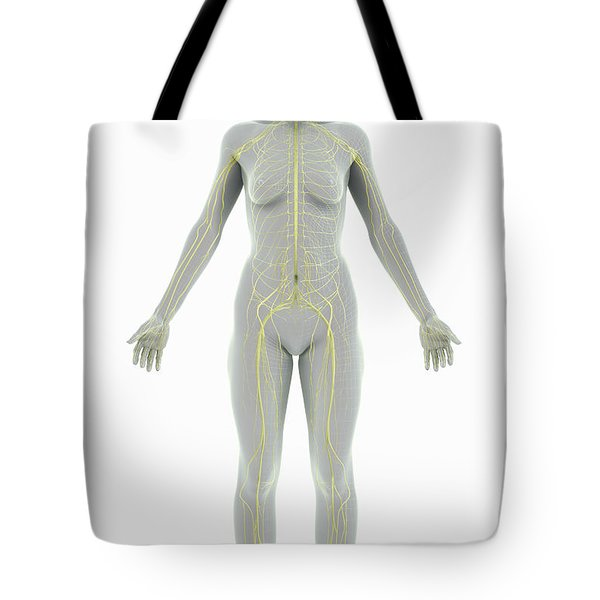 The Nervous System Female Tote Bag