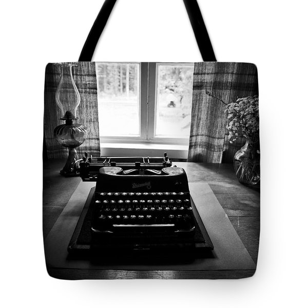The Office Tote Bag by Jouko Lehto