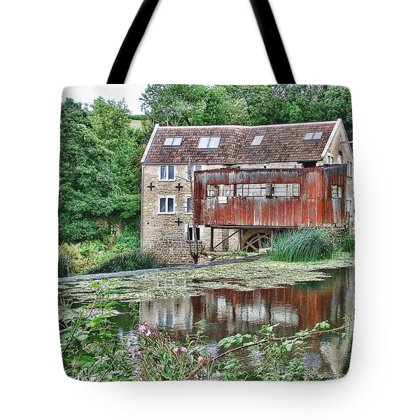 The Old Mill Avoncliff Tote Bag