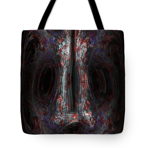 The Painter Tote Bag by Christopher Gaston