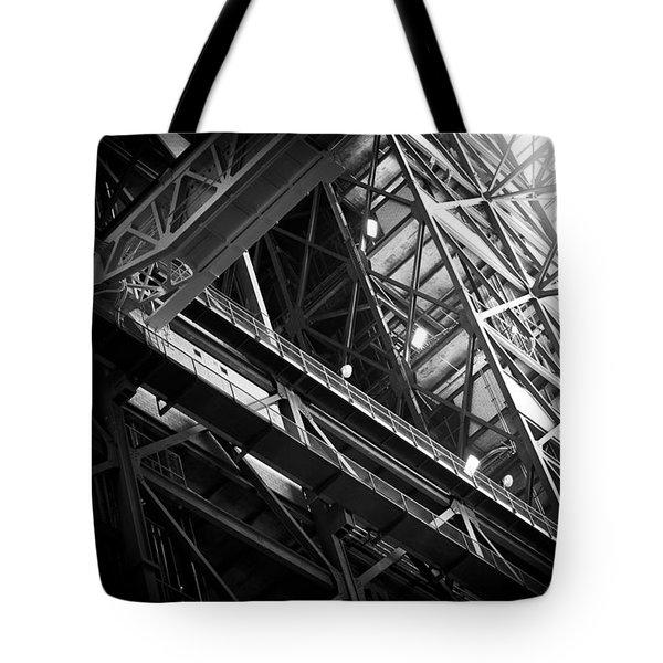 the persistent dream of Pythagoras Tote Bag