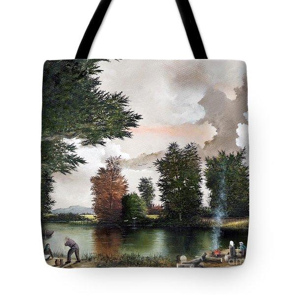 The Picnic Tote Bag