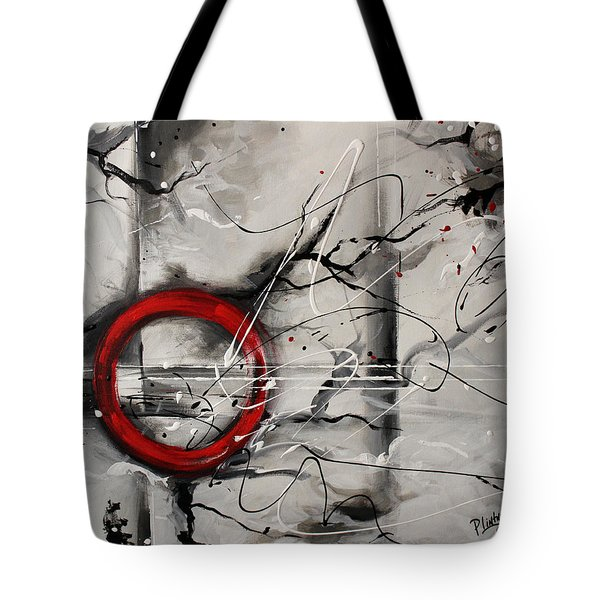 The Power From Within Tote Bag by Patricia Lintner