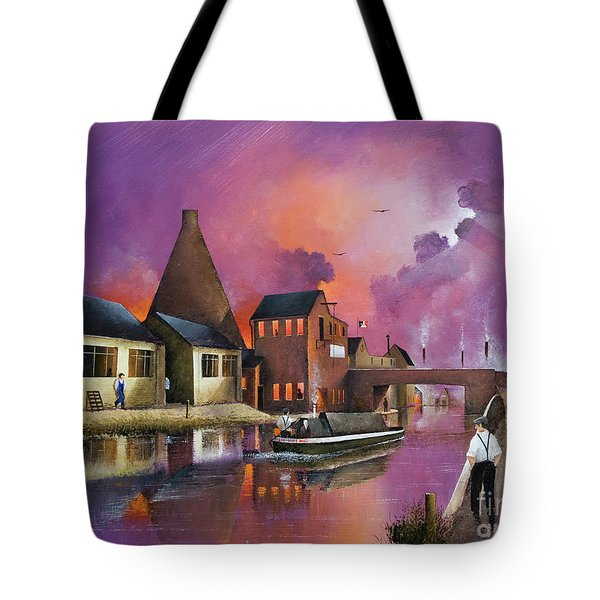 The Red House Cone - Wordsley Tote Bag