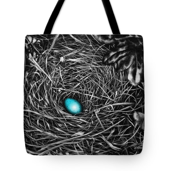 The Robin's Egg Tote Bag