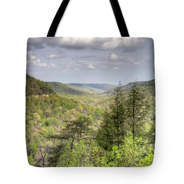 The Valley II Tote Bag
