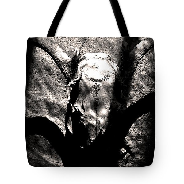 The Worms Are Full Tote Bag by Matthew Blum