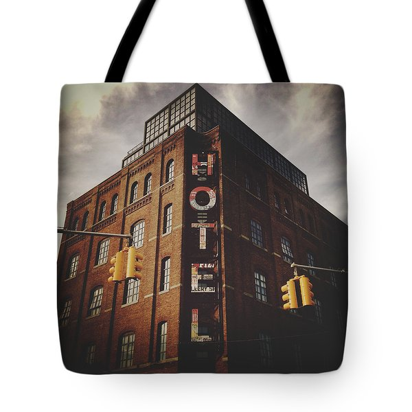 The Wythe Hotel Tote Bag