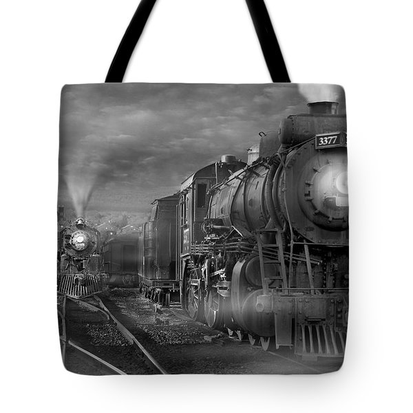 The Yard Tote Bag by Mike McGlothlen