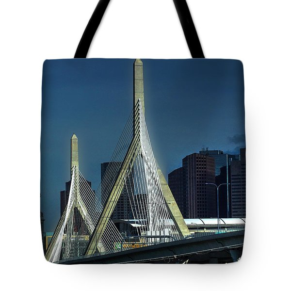 The Zakim 012 Tote Bag