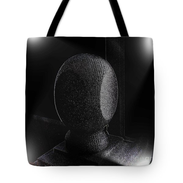 Tote Bag featuring the photograph There's Always Hope by Luther Fine Art