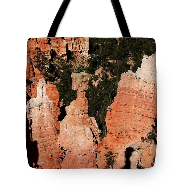 Thors Shadow Tote Bag