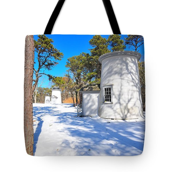 Three Sisters Light Tote Bag by Catherine Reusch Daley