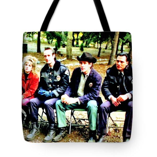 Tibet Tote Bag
