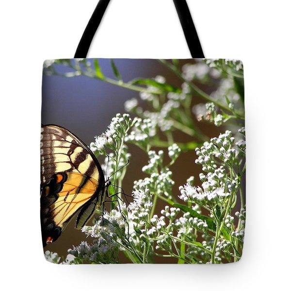 Tiger Tote Bag by Reid Callaway