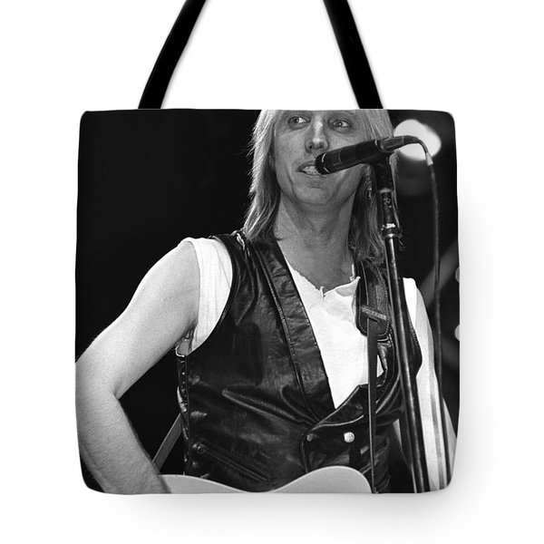 Tom Petty And The Heartbreakers Tote Bag