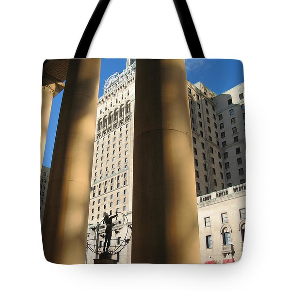 Toronto Union Station Tote Bag